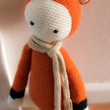 Fibi the Fox