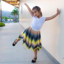 rippled skirt2