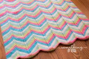 chevron blanket1