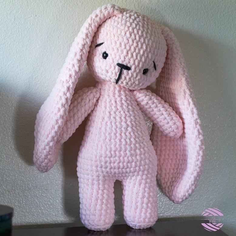 long ear bunny